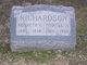 Myrtle A Richardson