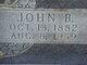 John Burnham Caraway