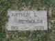 Arthur Lee Reynolds