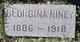 Profile photo:  Georgina <I>Atkinson</I> Riney