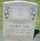 Profile photo:  Gloria Ash