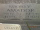 """Amador """"Shorty"""" Elizondo"""
