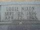 Louie Nixon Mills