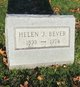 Profile photo:  Helen J Bever