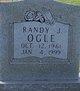 Randy J Ogle