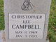 Christopher Lee Campbell