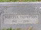 Noretta Thompson