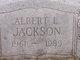 Albert Lee Jackson
