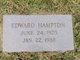 Edward Hampton