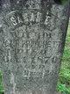 Sarah E <I>Shrote</I> Pritchett