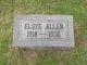 Profile photo:  Elsye Allen