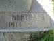 Profile photo:  Bertha Mae <I>Strother</I> Allen
