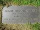 Sgt Frank Deloss Oergel
