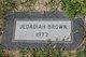 Profile photo:  Jedadiah Brown