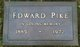 Edward Pike
