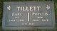 Earl Thomas Tillett