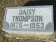 Daisy <I>Warbington</I> Thompson