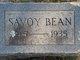 Savoy J. Bean