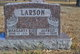 Margaret <I>Oney</I> Larson