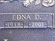 Edna Pearl <I>Duffie</I> Howell