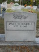 Profile photo:  James Horace Boswell