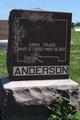 Anna Grace Anderson