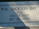 """William Jackson """"Jack"""" Day"""