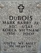 Mark Barry Dubois, Jr