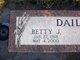 Elizabeth 'Betty' <I>Walters</I> Daily