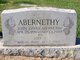 Profile photo:  Alice Cathrine <I>Mauney</I> Abernethy