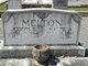 Mattie A <I>Fuller</I> Melton