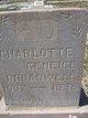 Charlotte Geneice Broadwell