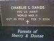 Charlie Leonard Sands