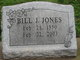 Bill J Jones
