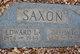 Orpha Lucinda <I>Edmison</I> Saxon