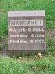 Margaret <I>Baird</I> Bell
