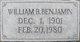 William B. Benjamin