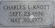 Charles L. Knott
