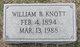 William B. Knott