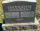 Profile photo:  Mourning C. <I>Bagwell</I> Hanson