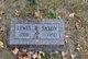 Lewis Raymond Saxon