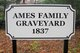 Ames Family Graveyard