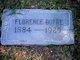 Florence <I>Harmon</I> Dupre
