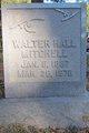 Walter Hall Mitchell