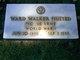 PFC Ward Walker Husted