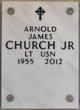 Arnold James Church, Jr