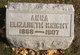 Profile photo:  Anna Elizabeth Knight