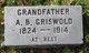 Alanson Buckingham   Bartholemew Griswold
