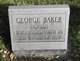 George H. Baker