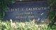 "Rev Albert E. ""Matt"" Galbraith"